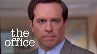 Andy's Erection Problem - The Office US