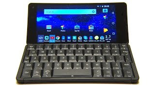 Gemini PDA: The Palmtop Returns!