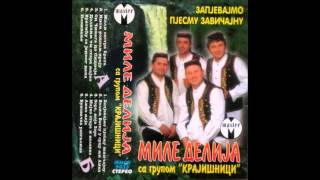 Mile Delija - Liko moja - (Audio 1993)