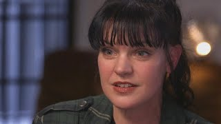 Pauley Perrette says goodbye to Abby on