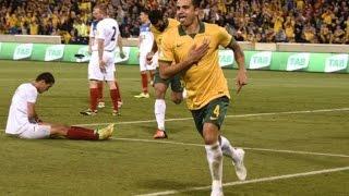 Australia vs Kyrgystan: 2018 FIFA WC Russia & AFC Asian Cup UAE 2019 (Qly RD 2)