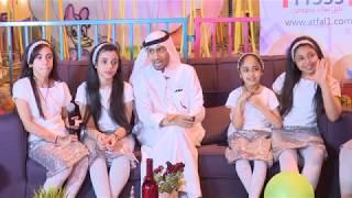 قناة اطفال ومواهب الفضائية فعاليات العيد فرحة بعالم اطفال ومواهب 1