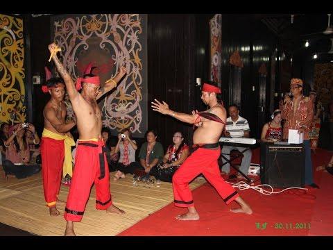 Kekebalan Suku Dayak Kalimantan