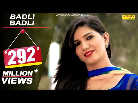 Xxx Mp4 Badli Badli Laage Sapna Chaudhary Vickky Kajla New Haryanvi Song 2017 Haryanvi Dj Songs 3gp Sex