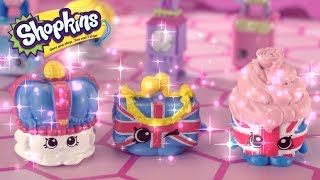 Shopkins Shoppies Season 8 Official | World Vacation | Europe | Kids Toy Commercials