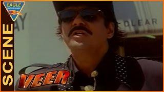 Veer Movie || Mukesh Khanna Introduction Scene || Dharmendra || Eagle Hindi Movies