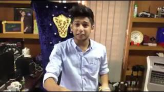 Tawhid Afridi sings a song on comment ♥♥♥