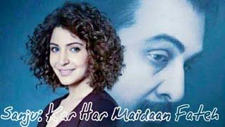 Sanju: Kar Har Maidaan Fateh | Ranbir Kapoor | Rajkumar Hirani | Sukhwinder Singh | Shreya Ghoshal V