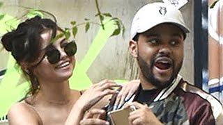 Selena Gomez & The Weeknd Finally Say 'I Love You'