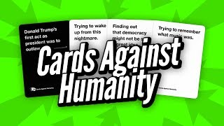 CARDS AGAINST HUMANITY IS BACK