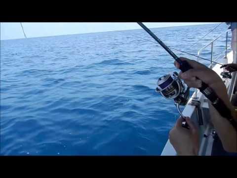 Malaysia Pekan FishingJigging Open Season 2013