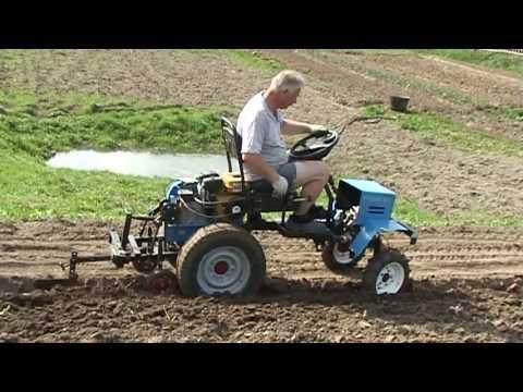 Тракторы с мотоблока своими руками