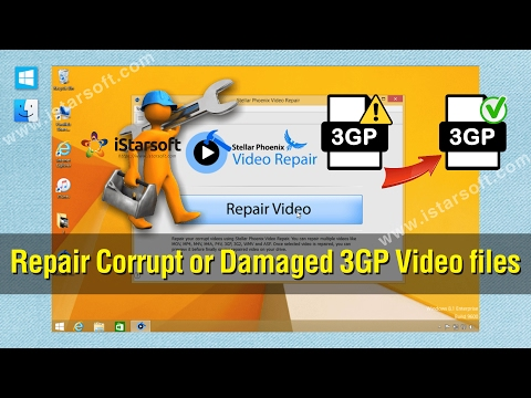 Xxx Mp4 3GP Repair How To Repair Corrupt Or Damaged 3GP Video Files 3gp Sex