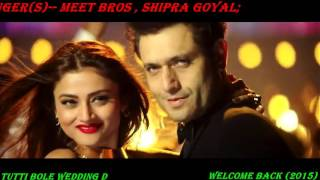 Nas Nas Meini FULL VIDEO SONG Welcome Back (2015) Meet Bros Anjjan & Deane Sequiera; 720P