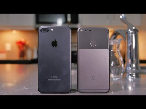 iPhone 7 Plus vs Pixel XL || Fanboys Will Be Pissed!