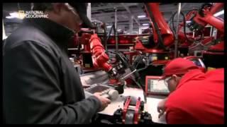 DOKU Mega Fabriken  Tesla Modell S Teil 1