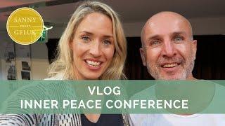 Leuk! leuk! The Inner Peace Conference | Sanny zoekt geluk