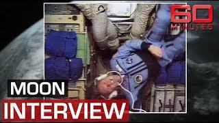 Astronaut's rare interview orbiting space | 60 Minutes Australia