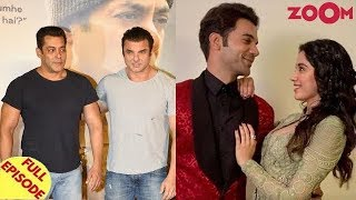 Salman Khan gives Sohail green light for Sher Khan   Rooh Afza & Stree to have common link & more