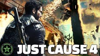 Tornado Guns - Just Cause 4 - Let