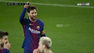 اهداف مباراة برشلونة  و جيرونا | 6-1  | الدوري الإسباني |  24-2-2018 HD