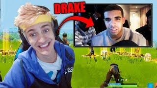 Top 5 Streamers WHO PLAYED WITH CELEBRITIES! (Ninja Drake Fortnite Travis Scott & More)