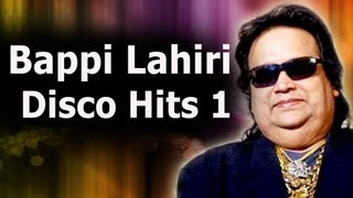 Bappi Lahiri Hit Songs (HD) - Jukebox 1 - Top 10 Bappi Da Bollywood Retro Disco Hits