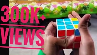 How to solve a 3X3 Rubik's Cube in Bangla(বাংলা)