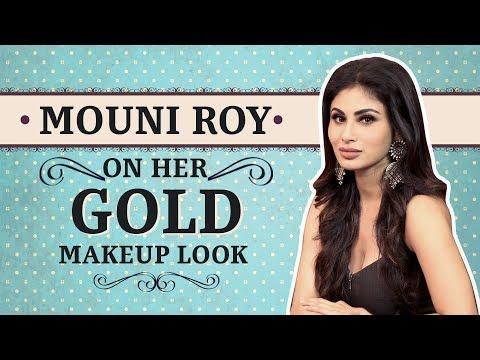 Xxx Mp4 Mouni Roy On Her GOLD Makeup Look Fashion Pinkvilla 3gp Sex