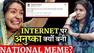 Why Anushka Sharma Badly Getting Troll For Her Sui Dhaaga Look?