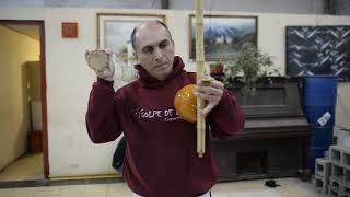 Mestre Paulinho Sabia- Toques da Capoeira