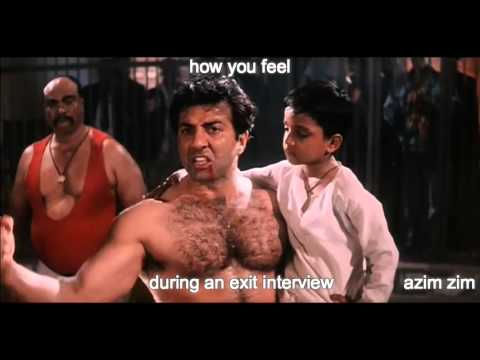 Xxx Mp4 Ghatak Sunny Deol How You Feel During An Exit Interview 3gp Sex