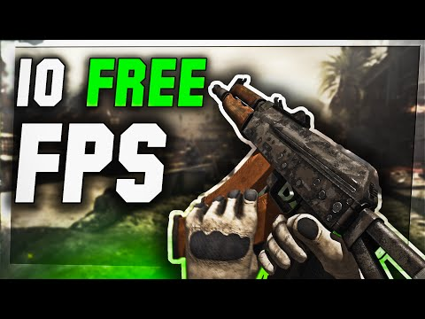TOP 10 Free PC FPS GAMES 2016 2017 NEW