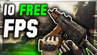 TOP 10 Free PC FPS GAMES (2016 - 2017)