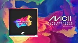 Avicii - Pure Grinding vs Sunset Jesus (Alessandro Benson Mashup) Preview! [PRMD/ICONS]