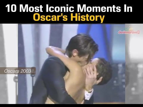 10 Most Iconic Moments In Oscar s History
