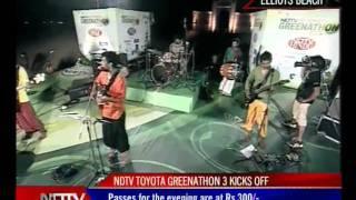 GREENATHON - LA PONGAL BAND PERFOMANCE - 3 (10) - NDTV HINDU