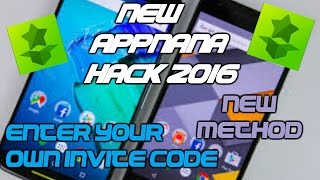APPNANA ENTER YOUR OWN INVITE CODE HACK (480,000 NANAS EVERY DAY) | WORKING IOS/ANDROID
