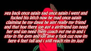 bitch you lied to me lyrics