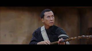 Star Wars Donnie Yen Fight Scene