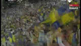 الغرافه 2 - 1الريان - تعليق فارس عوض - نهائي كأس أمير قطر