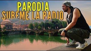 SUBEME LA RADIO -  [PARODIA IGLESIAS]