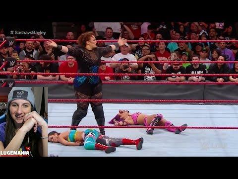 Xxx Mp4 WWE Raw 2 12 18 Nia Jax Interrupts 3gp Sex