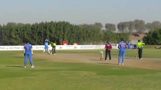 Pakistan Blind Cricket Match