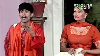 Best Of Sajan Abbas, Anwar Ali and Shouki Khan New Pakistani Stage Drama Full Comedy Funny Clip