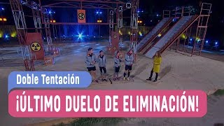 Doble Tentación - ¡Último duelo de eliminación! / Capítulo 112