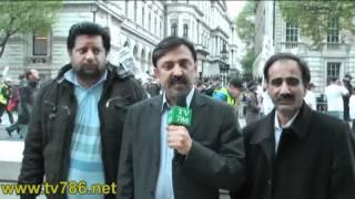 London Habib Jan Baloch Blames PPP For Killing Innocent Peoples Of Lyari