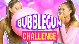 Bubble Gum Challenge!   The Rybka Twins