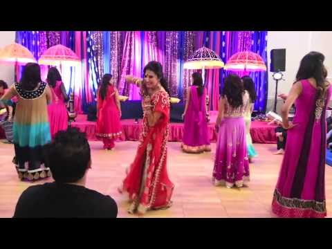 Mehreens Wedding Dances Girls Side