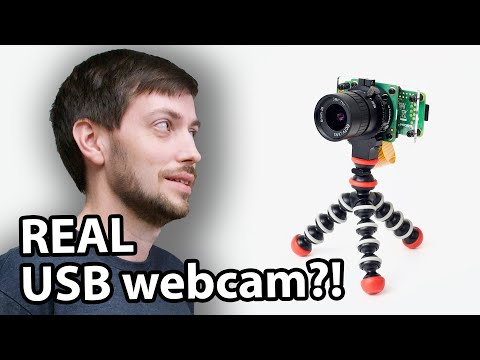 Raspberry Pi Zero is a PRO HQ webcam for less than 100
